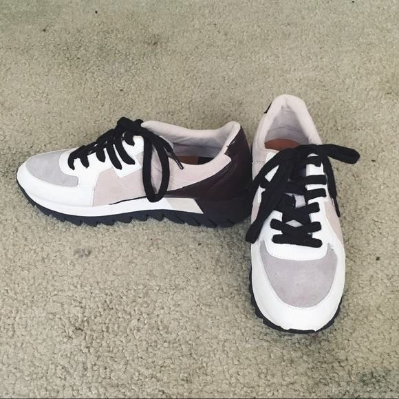 Zara Platform Tennis Shoes. M 5a511d613800c570d501647b 2af410f7fa9
